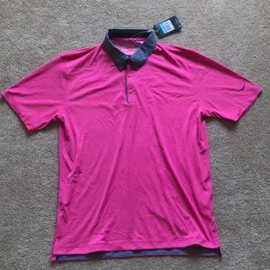 Brand new Men's Nike Golf tour performance dri-fit